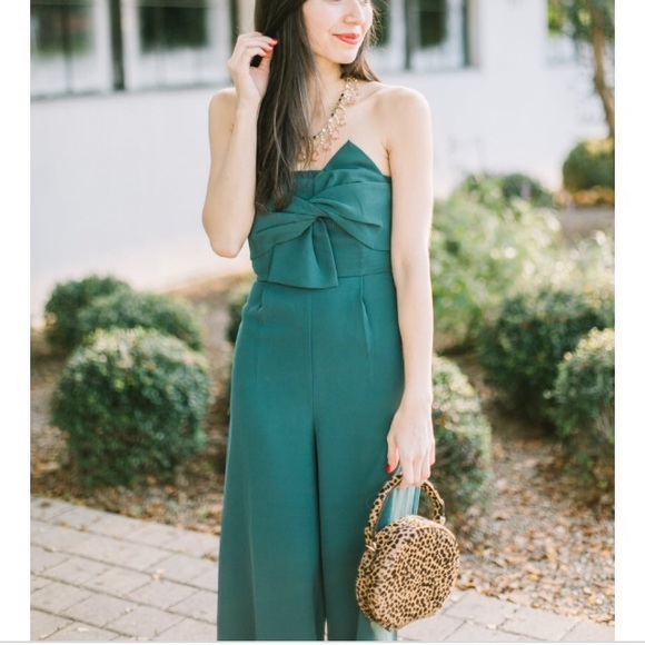 3d3a874dc506 Anthropologie Hailee C. Beatty Strapless Jumpsuit